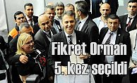 Fikret Orman, Beşiktaş'ta güven tazeledi