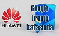Huawei telefon sahiplerine Google şoku