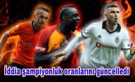 İddia'nın Süper Lig şampiyonluk oranları değişti