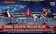 İmamoğlu canlı yayında| İSMEK'i kapatacak mı?