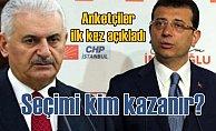 İstanbul seçimlerini kim kazanır? Son anketler