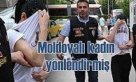 Sarar Ailesi'ni Moldovalı kadın çalışan tuzağa düşürmüş