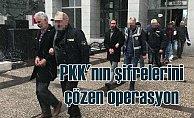 Terör örgütünün şifresi polis kayıtlarına girdi
