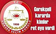 YSK'nın İstanbul kararına kimler karşı çıktı