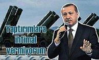 Erdoğan   S-400 için yaptırımlara ihtimal vermiyorum