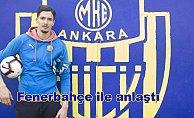 Fenerbahçe genç kaleci ile anlaştı