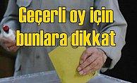 İstanbul'da oy verme işlemi başladı, nasıl oy kullanacağız