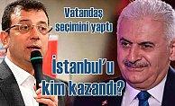 İstanbul seçimlerini kim kazandı? Yeni İBB başkanı kim?