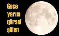 Ay tutulması milyonları büyüledi
