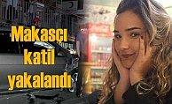 Begüm Kartal'ı öldüren makasçı katil yakalandı