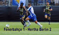 Fenerbahçe Hertha Berlin'i elinden kaçırdı