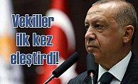 Milletvekilleri, Erdoğan'a havuz medyasını şikayet etti