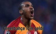 Rodrigues Fenerbahçe için İstanbul'da