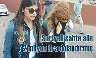 Suriyeli evlilik çetesi 2 milyon lira dolandırdılar