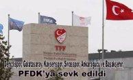 6 Süper Lig ekibi PFDK'ya sevk edildi