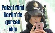 Almanya'yı karıştıran sahte kadın polis Türk çıktı