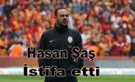Galatasaray'da şok ayrılık