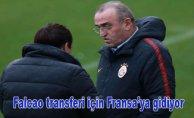 Galatasaray'dan Falcao çıkartması
