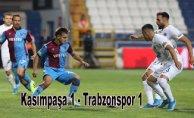 Kasımpaşa, Trabzonspor berabere kaldılar