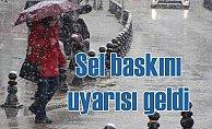 Meteoroloji'den sel baskını uyarısı | Kuvvetli yağmur geliyor