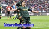 Monaco, Falcao transferine onay verdi