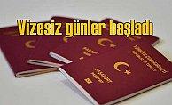 Rusya vizesiz dönem başladı | Yeşil pasaportlular serbest