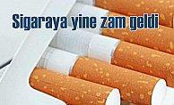 Sigaraya bir ayda 2'nci kez zam