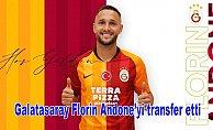 Florin Andone Galatasaray'da