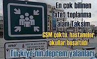 İstanbul'da deprem | Telefonlar çekmiyor, toplanma alanları kayıp