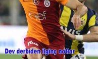 İşte Galatasaray, Fenerbahçe derbisinden tarihi notlar