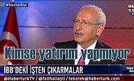 Kılıçdaroğlu'ndan önemli açıklamalar | Suriye ile aynı pozisyondayız