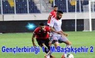 Medipol Başakşehir uzatmalarda kazandı