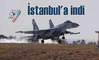 Teknofest'e Rusya'dan sürpriz konuk  SU-35 İstanbul'da