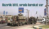 Türkiye, Fırat'ın doğusunda operasyon için hazır