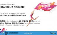 #WellnessShow | İstanbul sosyetesi #Zumba yapmak için buluşuyor