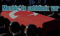 Menbiç'te çatışma, 2askerimiz şehit, 8 askerimiz yaralı