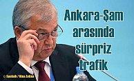 Türkiye ve Suriye arasında görüşmeler yapılıyor