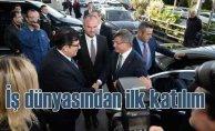 Davutoğlu#039;nun ekibine iş dünyasından ilk transfer!
