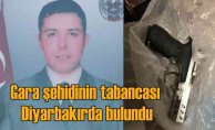 Gara Şehidi Hüseyin sarı'nın tabancası Diyarbakır'da bulundu