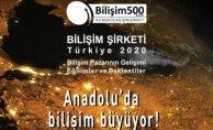 Anadolu'dan Bilişim 500'e büyük ilgi