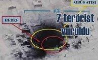El Bab'ta saldırı | 7 terörist öldürüldü