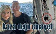 Pınar Kalkan#039;ın ölümü | Kaza değil sanki cinayet