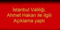 Ahmet Hakan olayı ile ilgili Valilik açıklama yaptı