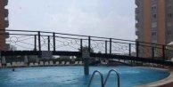 Anadolu yakasında yağmur sürprizi