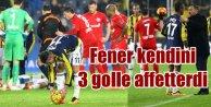 Fenerbahçe Kadıköy'de coştu; FB 3 - Kasımpaşa 1