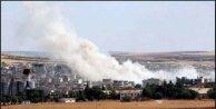 IŞİD Telabyad'a saldırdı, mermiler Akçakale'ye düştü