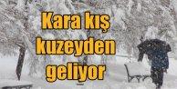 Kara kış kendini gösteriyor: Dikkat kar geliyor
