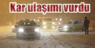 Marmara'da kar alarmı; İstanbul trafiğine dikkat