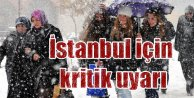 Meteoroloji'den İstanbul için gece yarısı uyarısı
