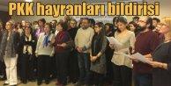 PKK'lı katillere suskun kalan akademisyenler bakın ne yaptı